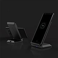 abordables Cargador Wireless-nillkin vertical 10w / 7.5w cargador inalámbrico rápido para iphone xs iphone xr xsmax iphone 8 samsung s9 plus s8 nota 9 o receptor incorporado qi teléfono inteligente