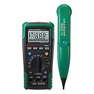 お買い得  -mastech ms8236 6000は、t-rms / usb 1000v 10a 60mオーム100mf 10mhzデューティサイクル温度でデジタルマルチメータをカウントします.