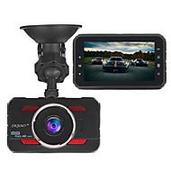 Недорогие Видеорегистраторы для авто-ziqiao jl-a80 3.0 inch full hd 1080p автомобиль dvr автомобильная камера видеорегистратор рекордер hdr g-sensor dash cam dvrs