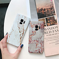 Case For Samsung Galaxy S9 / S9 Plus / S8 Plus Pattern Back Cover Marble Hard PC