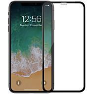 Недорогие Защитные плёнки для экрана iPhone-Защитная плёнка для экрана для Apple iPhone XS Max Закаленное стекло 1 ед. Защитная пленка на всё устройство HD / Уровень защиты 9H / Взрывозащищенный
