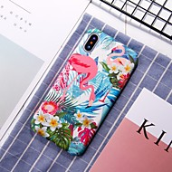 cheap iPhone 8 Cases-Case For Apple iPhone XR / iPhone XS Max Pattern Back Cover Flamingo Hard PC for iPhone XS / iPhone XR / iPhone XS Max