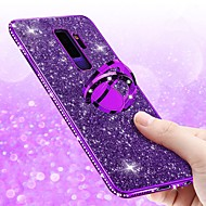 cheap Samsung Accessories-Case For Samsung Galaxy S9 Plus / S9 Rhinestone / Plating /