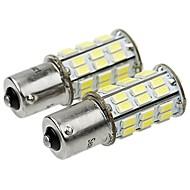 Недорогие Задние фонари-SENCART 2pcs T20 (7440,7443) / 3156 / 3157 Мотоцикл / Автомобиль Лампы 20 W SMD 5630 800-1200 lm 42 Светодиодная лампа / Галогенная лампа