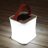 preiswerte Taschenlampen, Laternen & Lichter-LuminAID Laternen & Zeltlichter LED Sender Wasserfest, Faltbar, Solar-angetrieben Camping / Wandern / Erkundungen Weiß