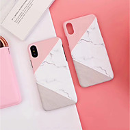 Etui Til Apple iPhone XR / iPhone XS Max Matt / Mønster Bakdeksel Marmor Hard PC til iPhone XS / iPhone XR / iPhone XS Max