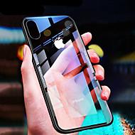 pouzdro na jablko iphone xr xs xs max průhledný zadní kryt pevné barevné tvrdé sklo pro iPhone x 8 8 plus 7 7plus 6s 6s plus se 5 5s
