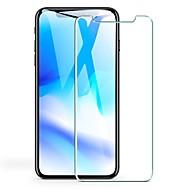 Недорогие Защитные плёнки для экрана iPhone-Защитная плёнка для экрана для Apple iPhone XS / iPhone XR / iPhone XS Max Закаленное стекло 1 ед. Защитная пленка для экрана Уровень защиты 9H / 2.5D закругленные углы / Защита от царапин