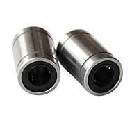 お買い得  -Geeetech 1 pcs リニアベアリング(炭素鋼+軸受鋼) ベアリング 3Dプリンタ用