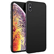 ケース 用途 Apple iPhone XR / iPhone XS Max つや消し バックカバー ソリッド ソフト TPU のために iPhone XS / iPhone XR / iPhone XS Max