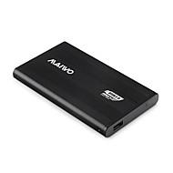 お買い得  -MAIWO ハードドライブエンクロージャ アルミニウム合金 USB 3.0 K2501黑色
