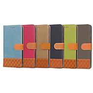 preiswerte Handyhüllen-Hülle Für Xiaomi Redmi Note 5 Pro / Xiaomi Redmi 6 Pro Kreditkartenfächer / Stoßresistent / mit Halterung Ganzkörper-Gehäuse Solide / Geometrische Muster Hart Textil für Xiaomi Redmi Note 5 Pro
