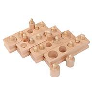 abordables Maquetas y Juguetes de Construcción-Bloques de Construcción Cool Exquisito Interacción padre-hijo De madera Todo Juguet Regalo 1 pcs