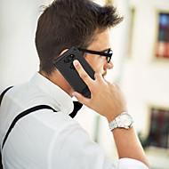 お買い得  携帯電話ケース-BENTOBEN ケース 用途 LG LG V35 ThinQ / LG V30S ThinQ 耐衝撃 / スタンド付き / メッキ仕上げ バックカバー キラキラ仕上げ ハード PUレザー / TPU / PC のために LG V35 ThinQ / LG V30 / LG V30+ / LG V20