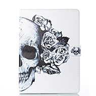 Case For Apple iPad (2018) / iPad Pro 11'' / iPad 4/3/2 Card Holder / with Stand / Flip Full Body Cases Skull / Flower Hard PU Leather for iPad Air / iPad 4/3/2 / iPad Mini 3/2/1