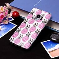 Недорогие Чехлы и кейсы для Galaxy S8-Кейс для Назначение SSamsung Galaxy S9 Plus / S9 IMD / Полупрозрачный Кейс на заднюю панель Фрукты Мягкий ТПУ для S9 / S9 Plus / S8 Plus