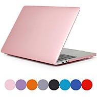 cheap Daily Deals-MacBook Case Solid Colored / Transparent Polycarbonate for Macbook Air 11-inch / MacBook 12''