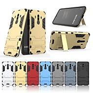 abordables -Coque Pour Huawei Mate 10 pro Antichoc / Avec Support Coque Couleur Pleine / Armure Dur PC pour Mate 10 pro