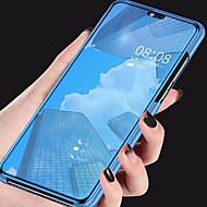 preiswerte Handyhüllen-Hülle Für Huawei P20 Pro / P20 lite mit Halterung / Beschichtung / Spiegel Rückseite Solide Hart Acryl für Huawei P20 / Huawei P20 Pro / Huawei P20 lite