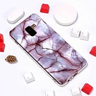 Hülle Für Samsung Galaxy A7 (2018) / A6 (2018) Muster Rückseite Marmor Weich TPU für A6 (2018) / A6+ (2018) / A7(2018)