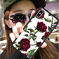 hoesje voor apple iphone xr xs xs max patroon achterkant bloem hard silicone / pc voor iphone xs / iphone xr / iphone xs max