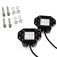 cheap -OTOLAMPARA 2pcs Car Light Bulbs 30 W High Performance LED 3000 lm 6 LED Working Light For Mazda / Honda Mazda5 / Mazda3 / Mazda6 2018 / 2016 / 2017