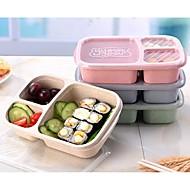 abordables Almacenamiento de alimentos y recipientes-Organización de cocina Fiambreras Otro Almacenamiento / Fácil de Usar 1pc