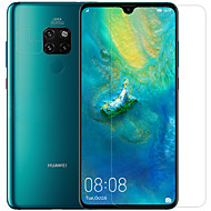 お買い得  スクリーンプロテクター-Nillkin スクリーンプロテクター のために Huawei Huawei Mate 20 PET 1枚 フロント&カメラレンズプロテクター 超薄型 / マット / 傷防止