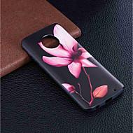 お買い得  携帯電話ケース-ケース 用途 Motorola MOTO G6 / Moto G6 Plus パターン バックカバー 曼荼羅 ソフト TPU のために MOTO G6 / Moto G6 Plus / モトG5プラス