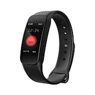 cheap -KUPENG L6 Smart Bracelet Smartwatch Android iOS Bluetooth GPS Sports Waterproof Heart Rate Monitor Pedometer Call Reminder Sleep Tracker Sedentary Reminder Find My Device / Blood Pressure Measurement