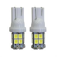 abordables Kits de Linternas-2 unids t10 2 w 40 lm 8000 k luces interiores led bombillas para automóviles / motocicletas