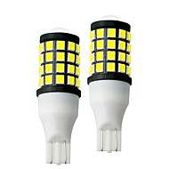 cheap -OTOLAMPARA 2pcs T15 Car Light Bulbs 24 W SMD 2835 1920 lm 44 LED Exterior Lights For Honda / Chevrolet / Renault S10 / Fit 2018 / 2016 / 2017