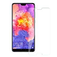 رخيصةأون واقيات الشاشات-حامي الشاشة إلى Huawei Huawei P20 زجاج مقسي 1 قطعة حامي شاشة أمامي 9Hقسوة / مقاومة الحك