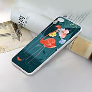 preiswerte Handyhüllen-Hülle Für Huawei Honor 9 Lite Ultra dünn / Muster Rückseite Flamingo Weich TPU für Huawei Honor 9 Lite