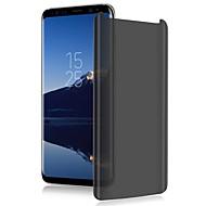 Недорогие Чехлы и кейсы для Galaxy S-Cooho Защитная плёнка для экрана для Samsung Galaxy S8 Plus / S8 Закаленное стекло 1 ед. Защитная пленка для экрана HD / Уровень защиты 9H / 2.5D закругленные углы