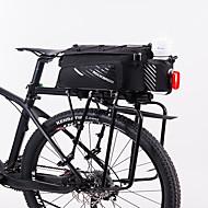 ราคาถูก -ROCKBROS 9-12 L ตะกร้าของจักรยาน / กระเป๋าใส่ลำตัวจักรยาน กันน้ำ, การขี่จักรยาน, สวมใส่ได้ Bike Bag Terylene Bicycle Bag Cycle Bag อื่น ๆ โทรศัพท์ขนาดใกล้เคียงกัน จักรยาน