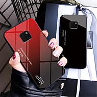 preiswerte Handyhüllen-Hülle Für Huawei Huawei Mate 20 Pro / Huawei Mate 20 Spiegel Rückseite Farbverläufe Hart Gehärtetes Glas für Mate 10 / Mate 10 pro / Mate 10 lite