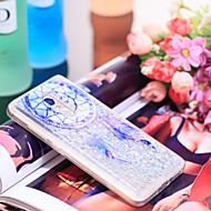 お買い得  携帯電話ケース-ケース 用途 Xiaomi Redmi Note 4X 耐衝撃 / キラキラ仕上げ バックカバー ドリームキャッチャー / キラキラ仕上げ ソフト TPU のために Xiaomi Redmi Note 4X