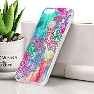 preiswerte Handyhüllen-Hülle Für Huawei Honor 7X Ultra dünn / Muster Rückseite Lace Printing Weich TPU für Honor 7X