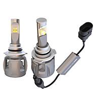 voordelige -OTOLAMPARA 2pcs 9005 Automatisch Lampen 120 W Krachtige LED 15600 lm 2 LED Koplamp Voor Toyota / Kia / Jeep Compass / RAV4 / A8 Alle jaren