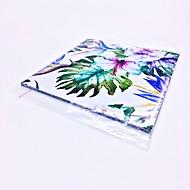 tanie -Dekoracyjne naklejki ścienne - Naklejki ścienne 3D Abstrakcja / Kwiatowy / Roślinny Łazienka / Kuchnia