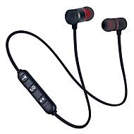 お買い得  -bestsin M9 耳の中 ブルートゥース4.2 ヘッドホン イヤホン ABS + PC 携帯電話 イヤホン ステレオ / マグネットアトラクション / 快適 ヘッドセット