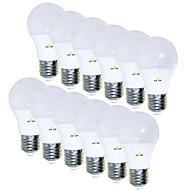 voordelige -EXUP® 12st 5 W 450 lm E26 / E27 LED-bollampen 15 LED-kralen SMD 2835 Creatief / Aanbiddelijk 85-265 V