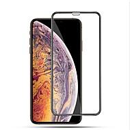 Недорогие Защитные плёнки для экрана iPhone-Cooho Защитная плёнка для экрана для Apple iPhone XS / iPhone XR / iPhone XS Max Закаленное стекло 1 ед. Защитная пленка для экрана HD / Уровень защиты 9H / Взрывозащищенный