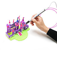 cheap -DEWANG D7 3D Printing Pen for Cultivating stereo thinking / as Children's gift