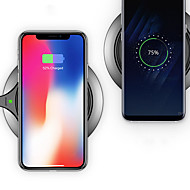 cheap Wireless Chargers-Wireless Charger USB Charger USB Wireless Charger / Qi 1 USB Port 2 A DC 9V / DC 5V for iPhone X / iPhone 8 Plus / iPhone 8