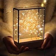 ieftine -1 buc LED-uri de lumină de noapte Galben USD Creative <=36 V