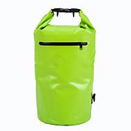 billige -Yocolor 20 L Vanntett Tør Pose Floating Roll Top Sack Keeps Gear Dry til Vannsport