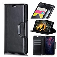 cheap -Nillkin Case For Nokia Nokia 8 / Nokia 7 Wallet / Card Holder / Shockproof Full Body Cases Solid Colored Hard PU Leather for Nokia 9 / Nokia 8 / Nokia 8 Sirocco