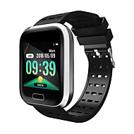cheap -Indear M16 Smart Bracelet Smartwatch Android iOS Bluetooth Smart Sports Waterproof Heart Rate Monitor Pedometer Call Reminder Activity Tracker Sleep Tracker Sedentary Reminder